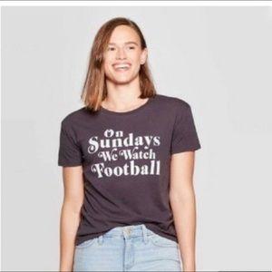 XS/S- Sunday Football Shirt
